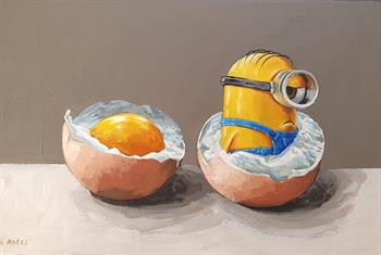yolk envy painting grace kotze